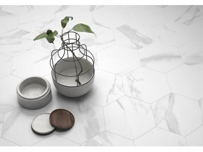Коллекция ITT Ceramic  White Soul Hexa