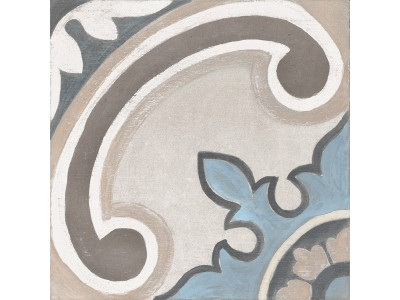 Adobe Gales Decor Ivory Mate 20x20