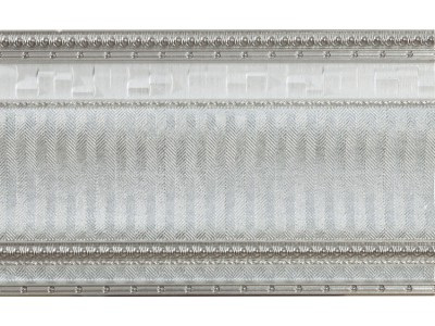 Бордюр CALACATTA DELICIUS White Zocalo15x24,
