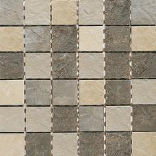 Jaspe Mosaico Mix Beige 30x30