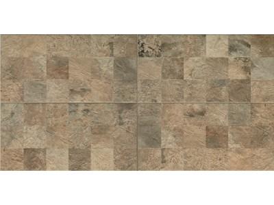 Slate Tozzettato Nat-Rett Beige-Ruggine 39,6x79,4