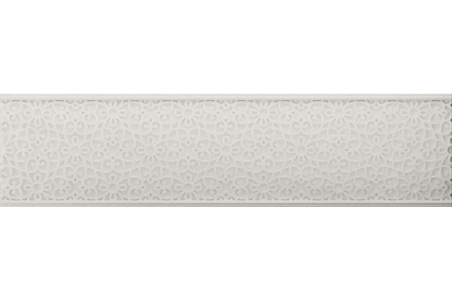 Купить Бордюр Alchemy White Cenefa 10X39,8 (Под Заказ)