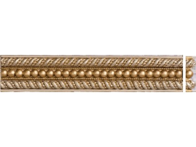 Bordura Stariy Arbat Gold 5 x 25
