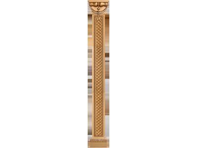 Column Stariy Arbat Gold 224x19,5
