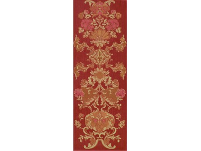 Stariy Arbat Decore Flower Red 25,3x70,6
