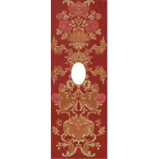 Stariy Arbat Decor-Wentana Flower Red 25,3x70,6