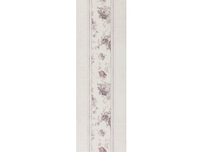 Vivaldi Lines Decor Bone 25x75
