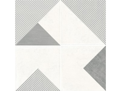 Metafor Decor Gris 50x50