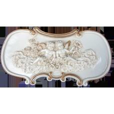 Vaticano Camafeo Oro 40 x 76