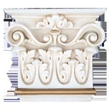 Vaticano Capitel-1 Oro 18.5 x 20