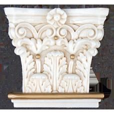 Vaticano Capitel-3 Oro 16.8 x 17