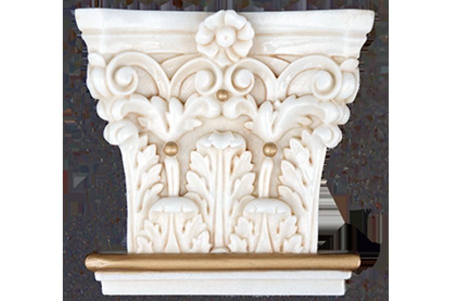 Купить Vaticano Capitel-3 Oro 16.8 X 17