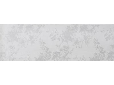 Street Flor Blanco Decor 25x75
