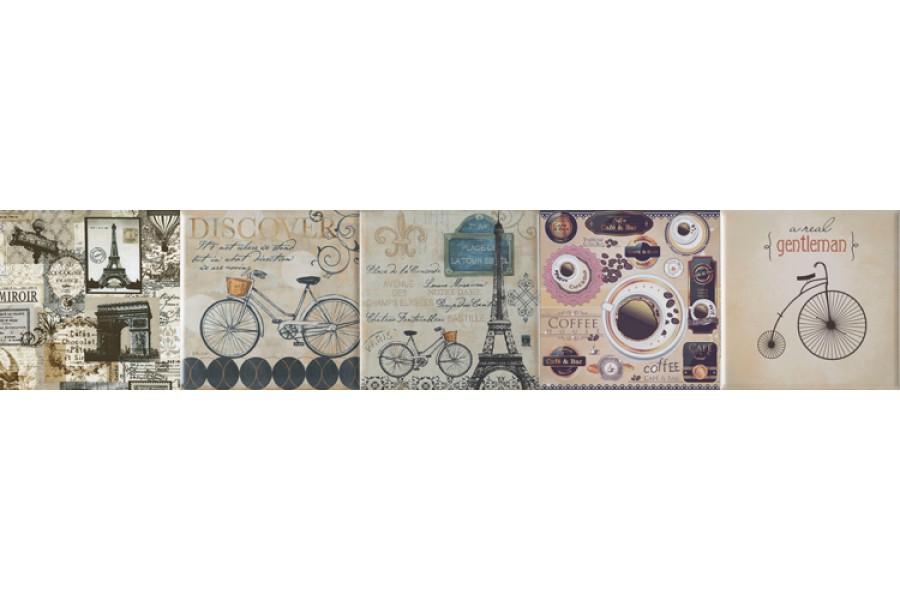 Купить Vintage Paris 20X20
