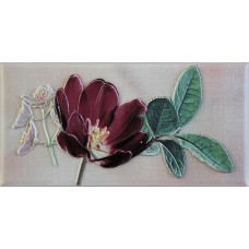 Violetta Burdeos Cenefa-1  10 x 20