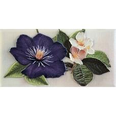 Violetta Morado Cenefa-3  10 x 20