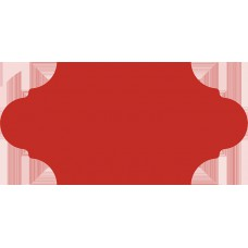 Basic Provenzal Red 16,2x32,6