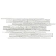 Italian Icon Vein Cut White Muretto Mosaico 30x60 Nat  (под заказ)