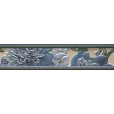 бордюр BELLINI JADOR BLUE Cenefa 5.5x25