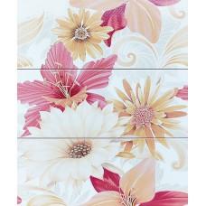 Декор SOUL FLOWER DECOR NARANJA 20x50x3