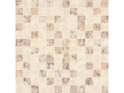Romance Mosaico Crema 30x30