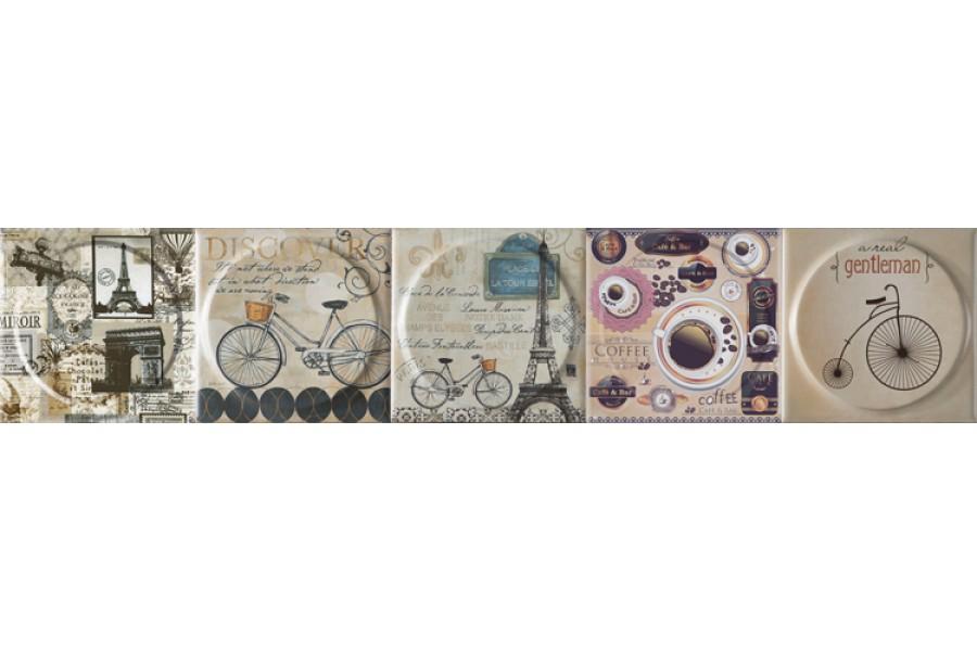 Купить Vintage Paris Moon 20X20