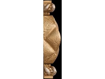 Stariy Arbat Cenefa  Ang Mix Gold 2,5x10 (угол)