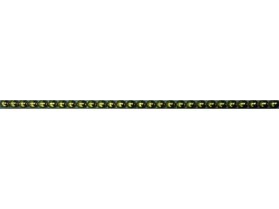 Бордюр STICK PERLAS-MAJORICA  ORO   0.6x25