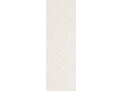 Elite Decor White 30x90