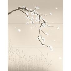 Alba Fuji-3 Beige Decor 3x30x70 (90x70)