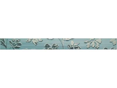 Бордюр EUGENE EPIC AZUL  Cen.5x50 (с цветами)