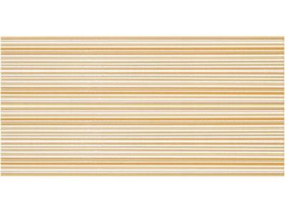 Декор EUGENE LINE CREMA  25x50 (крем. полоски)