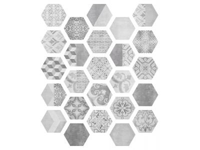 Nuuk Hexa 23,2x26,7
