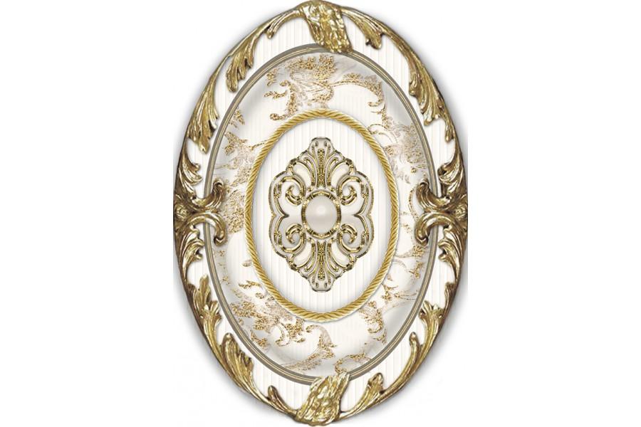 Купить Brigitte Oro-Beige Medallon 14X10