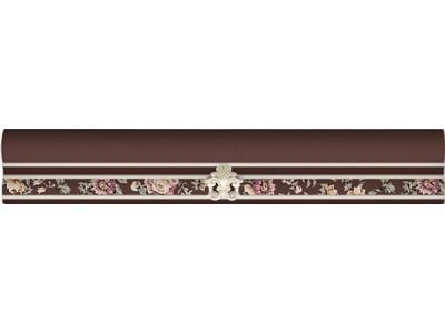 Arcobaleno Brown Moldura 3.5 x 20