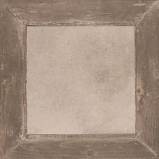 BOHEME Mogano-Cemento Lapp-Rett 49,5x49,5