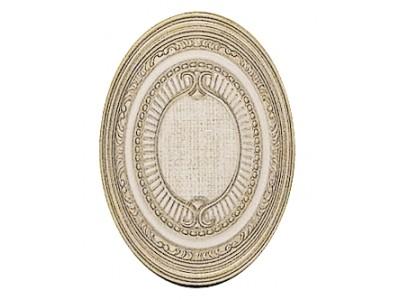 Hermes Oro-Bone Medallon 14x10