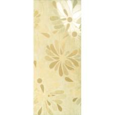 Декор  LUXURY FLOWERS BEIGE DECOR 30.5x72.5