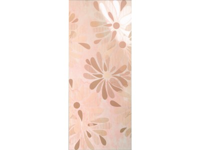 Декор  LUXURY FLOWERS ROSA DECOR 30.5x72.5