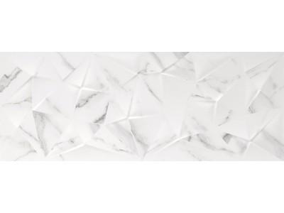 Calacatta Kite White Mate SlimRect 24,2x64,2
