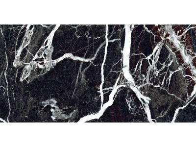 Керамогранит VEIN Black Sugar Effect 60x120