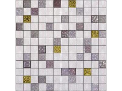 Felicita Astro Rosa Mosaico 30 x 30
