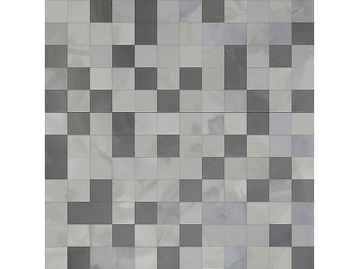Cardinale II Gris Mosaico 30 x 30