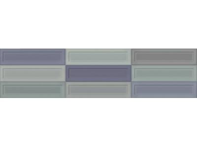 Настенная плитка OSAKA Cold Shiny 7,5x30 (под заказ)