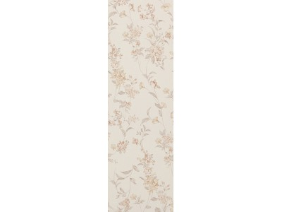 Alexandra Floral Ivory 25x80
