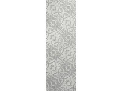 Hermes Floral Decor Gris 30x90