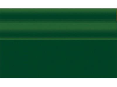 Paisley Verde Botella Zocalo 15 x 20