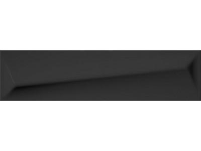 Настенная плитка BOSTON Black Shiny 7,5x30