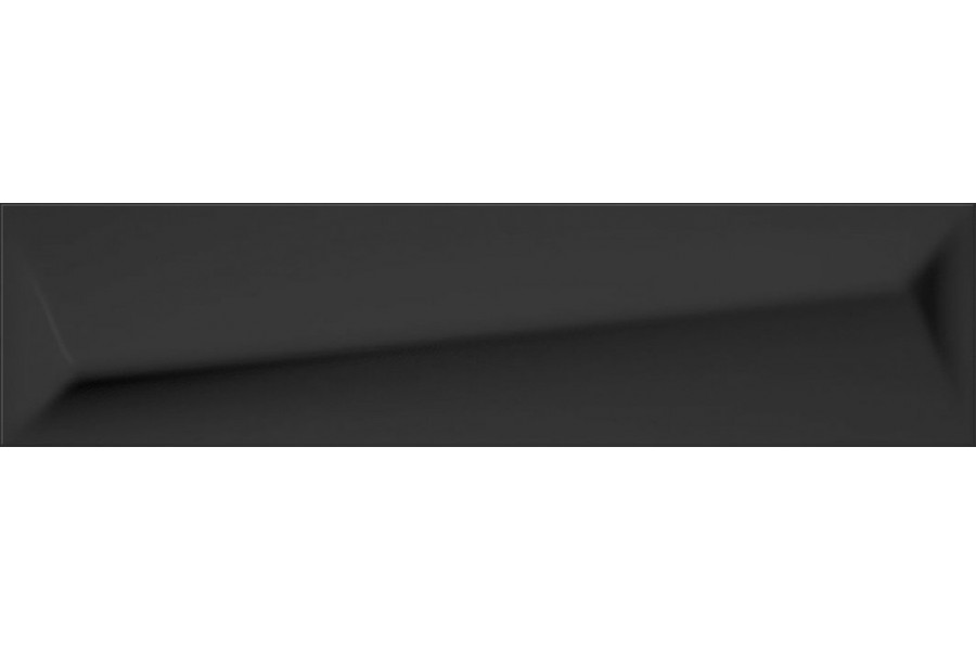 Купить Настенная Плитка Boston Black Shiny 7,5X30