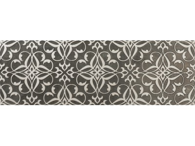 Trail Floral Decor Gris 30x90